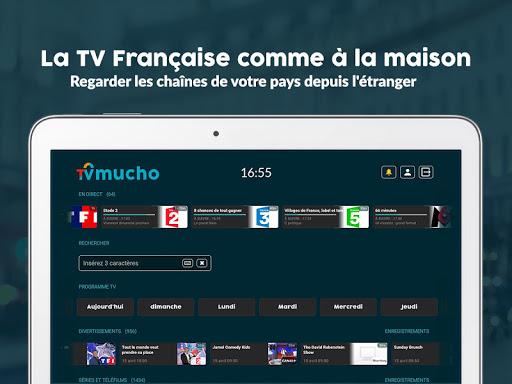 TVMucho - Regarder à l'Étranger 8.1.0 screenshots 7