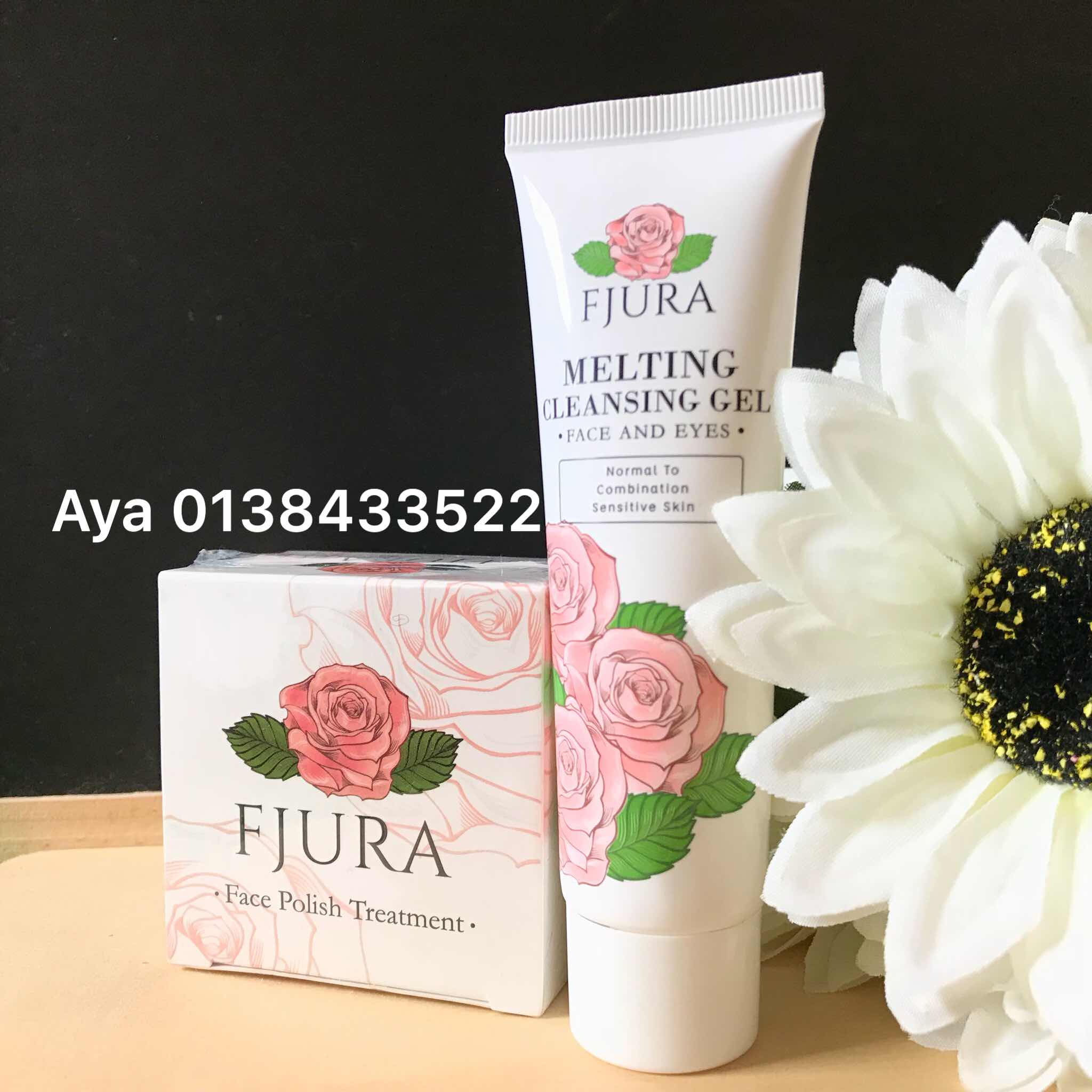 fjura face polish treatment