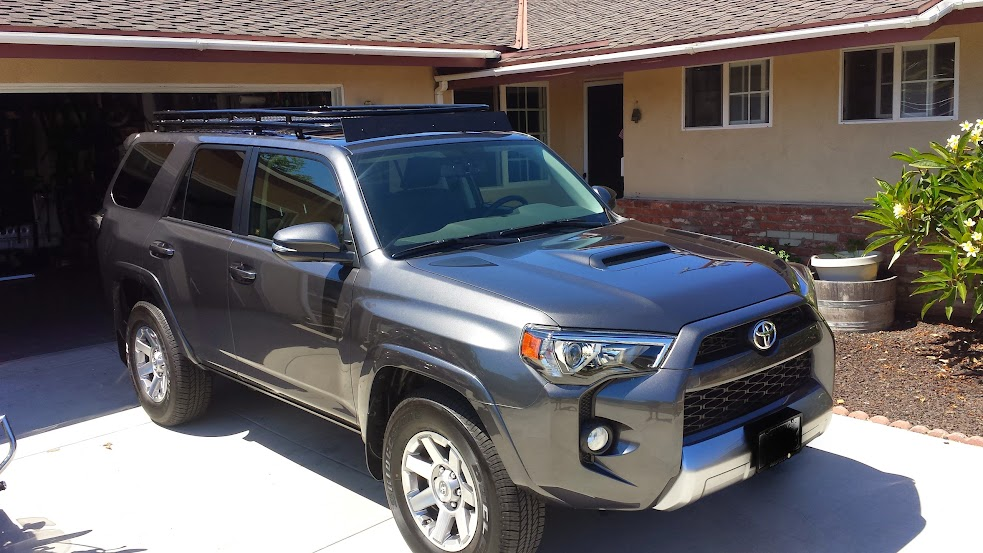 Captivating Full Length Roof Racks By Drabbits   Page 36   Toyota 4Runner Forum    Largest 4Runner Forum