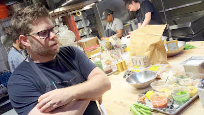 In the Kitchen with Bollywood Theater chef and owner Troy Maclarty