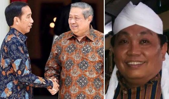 Politisi Gerindra: Jokowi dan SBY juga Presiden Tukang Utang
