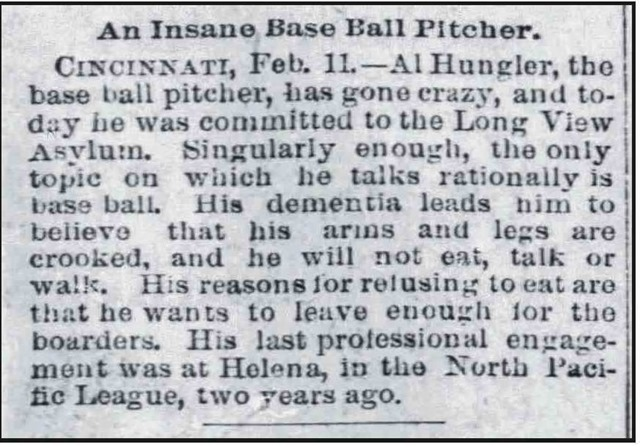 HUNGLER_Al_baseball_pitcher_goes_insane_The_PhiladelphiaInquirer_13_Feb_1893_pg_3