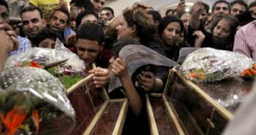 Moslim Mobs Doden Egyptische Christenen In Kielzog Van Verdrijving Van Morsi