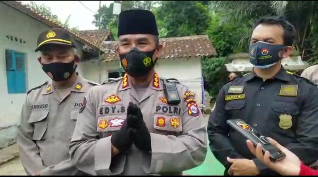 Polda Banten Sambut Baik MUI Terbitkan Fatwa Halal Vaksin Sinovac
