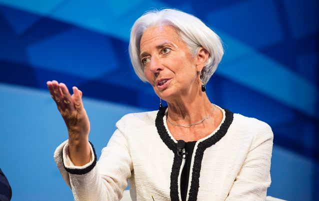 Let your central bank governor do his job, Christine Lagarde
