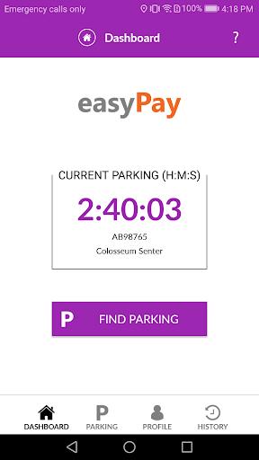 EasyPay 1.0.9 screenshots 1