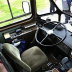 Het dashboard van de Leyland R.T.W Lert uit het jaar 1966  Thanks to The driver of TCR travel