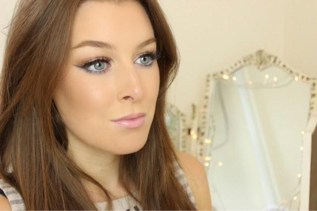 Bronze summer makeup