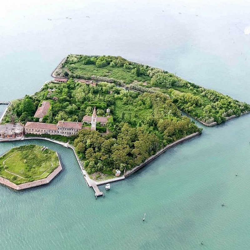 The Plague Island of Poveglia