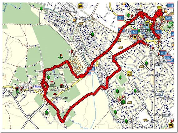 aylesbury walk