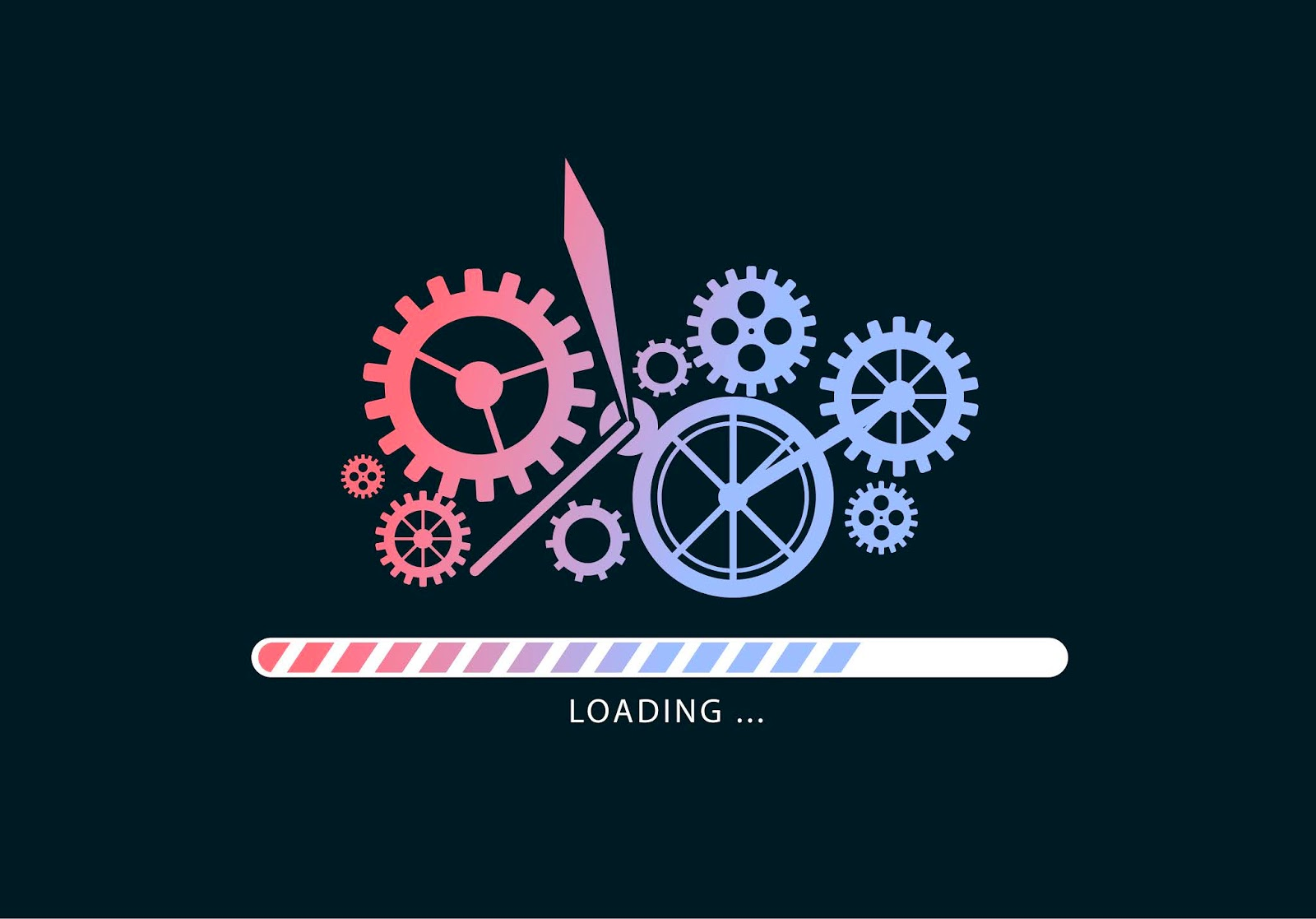 Loading Files With Mechanism Free Download Vector CDR, AI, EPS and PNG Formats