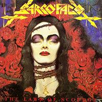 Sarcófago - The Laws of Scourge recenzja okładka review cover
