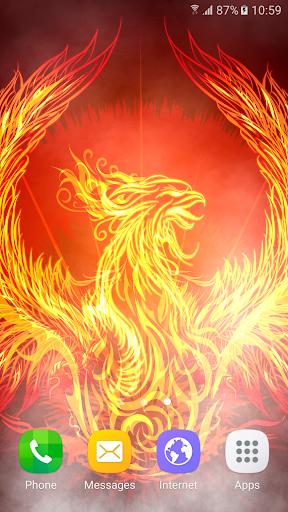 Fire Live Wallpaper 1.0.6 screenshots 4