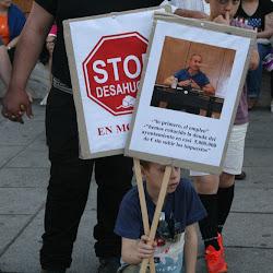 6ª Manifestación contra el Paro en Montijo