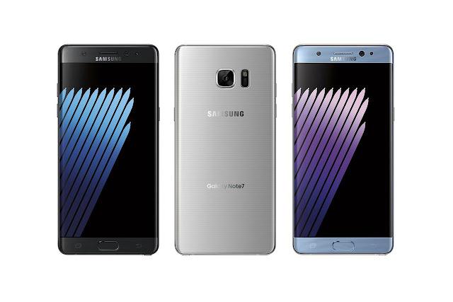 Spesifikasi Lengkap Samsung Galaxy Note 7, Sensor Retina, Layar Lengkung Anti Bezel, Ram 4GB, Harganya?