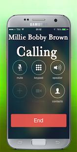Millie Bobby Brown Call Prank - náhled