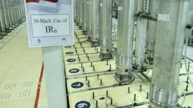 Iran Mulai Produksi Logam Uranium yang Bisa untuk Senjata Nuklir, Negara Barat Ketar-Ketir