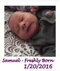 Welcome Samuel