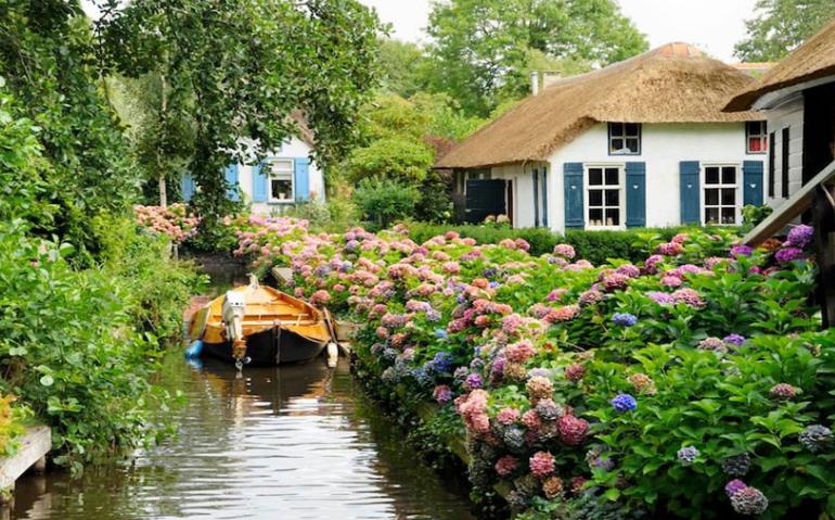 Giethoorn - Uttar ka Venice
