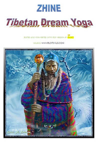 Cover of Steve Roberts's Book Zhine Tibetan Dream Yoga