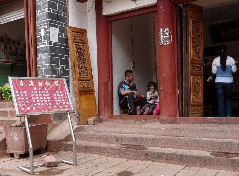 Chine . Yunnan   HEI JING  (ancienne capitale du sel) - P1260508.JPG