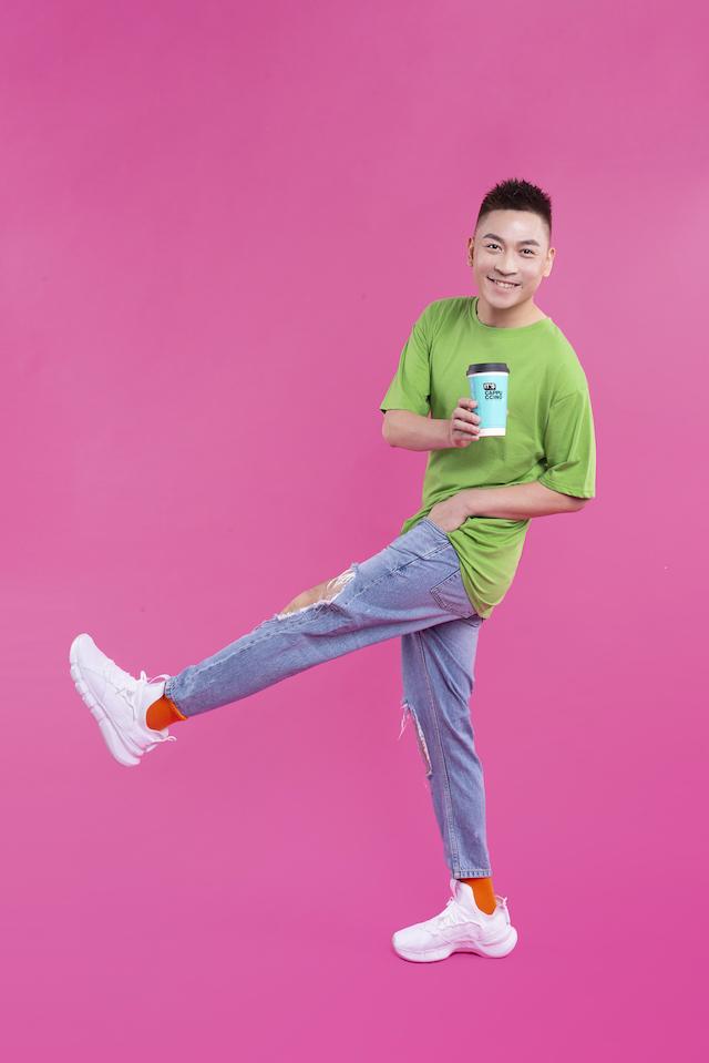 Aik Cheong Coffee's Official Brand Ambassador, Tan Boon Heong