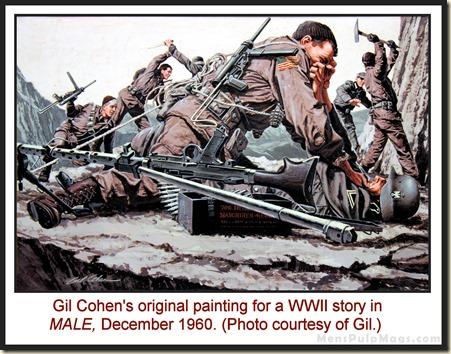 MALE, Dec 1960 - art by Gil Cohen copy REV