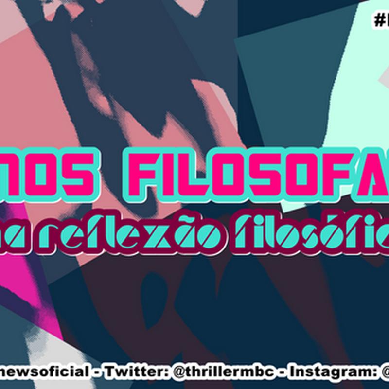 #FILOSOFANDO : Progresso começa dentro de si!