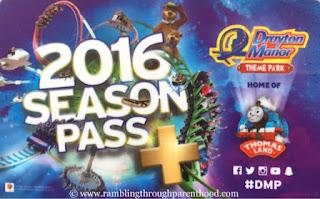 Drayton Manor Theme Park and Thomas Land Blogger Ambassadors