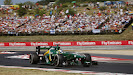 Charles Pic racing his Caterham CT03