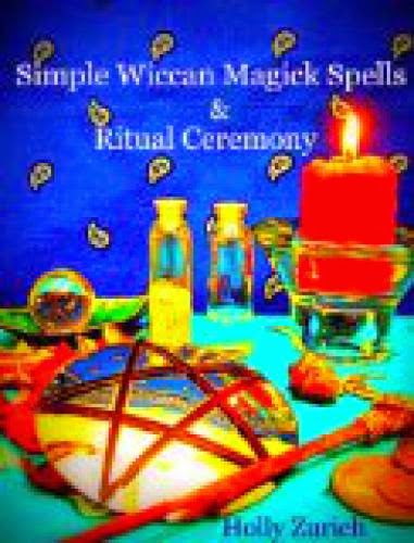 Ritual Ceremony Is A Post From Magic Spells