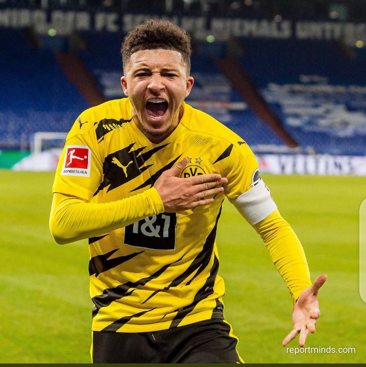 Dortmund sends message to Manchester City as Jadon Sancho return to training