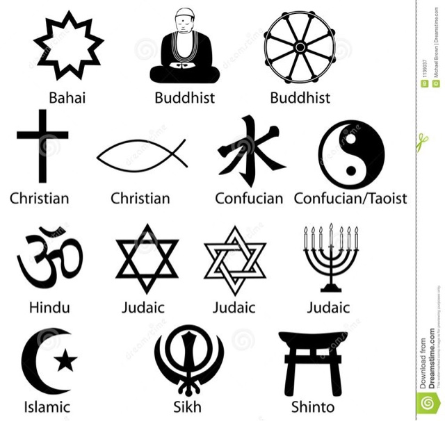 Mr Hajeks 7th Grade Social Studies Religious Symbols And Judaism