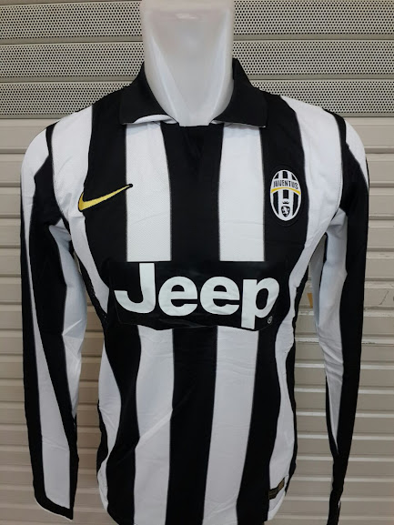 Jersey Juventus Home 2014-2015 Lengan Panjang