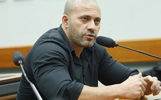 Seis partidos pedem cassação do deputado ao Conselho do deputado Daniel Silveira