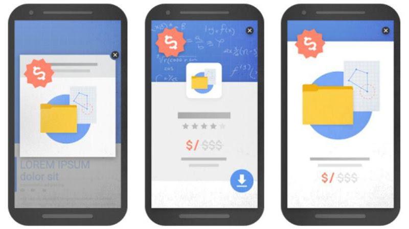 Google s'attaque aux publicités envahissantes sur mobile