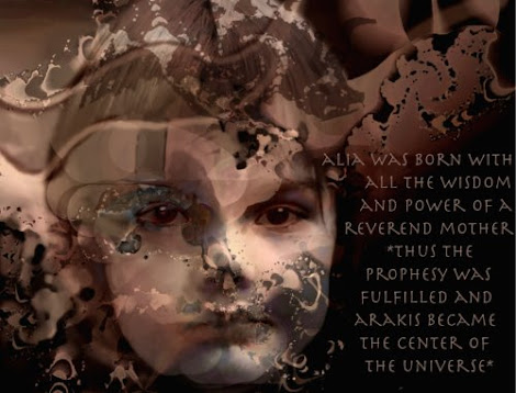 """The """"Princess Alia of Dune"""" piece from the """"2002"""" collection"""
