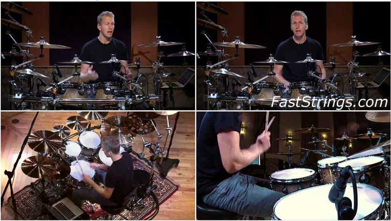 Jared Falk - Successful Drumming DVD 4 - 6