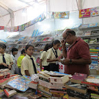 Visit to Book Fair (Grade IV-V) 8-10-2015