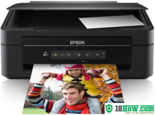 How to Reset Epson XP-206 flashing lights error