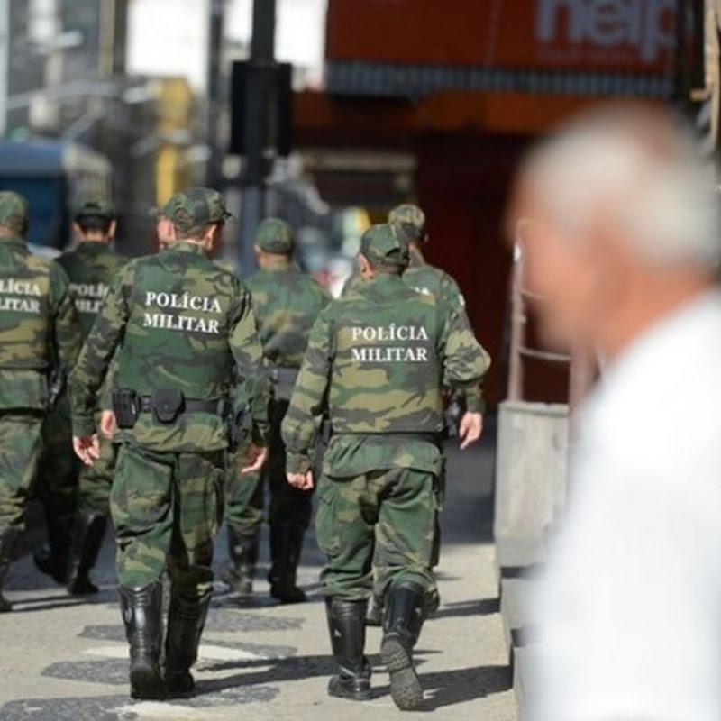 Mais de 1,2 mil PMs voltam às ruas do Espírito Santo, diz governo estadual