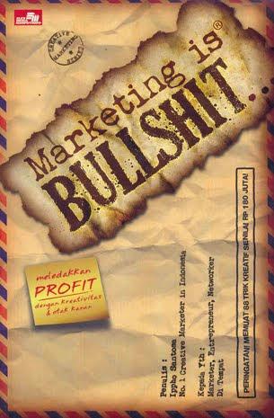 Marketing is Bullshit | RBI