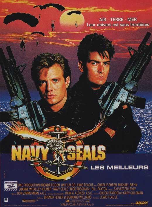 Lực Lượng Hải Cẩu - Navy Seals (1990)