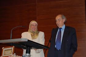 15 ANIVERSARIO del CCIV.  Socio de Honor, Mohamed Chakor