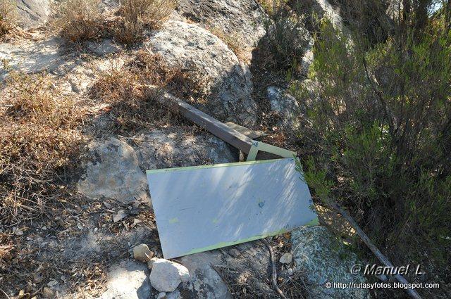 Miradores de Jimena y Vereda Encubierta