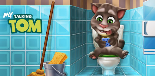 My Talking Tom game (apk) free download for Android/PC/Windows screenshot