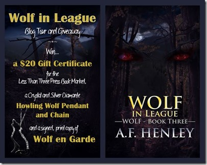 Wolf in League BT Giveaway