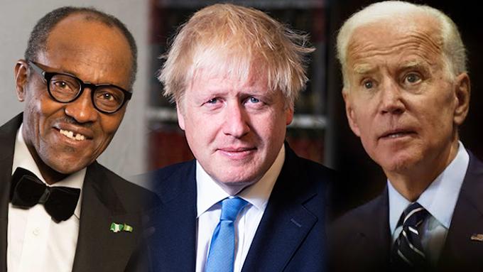 Buhari regime begs U.S., UK, others for $100 billion NDC pledge