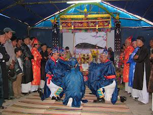 Lễ cầu ngư ở Phước Trạch