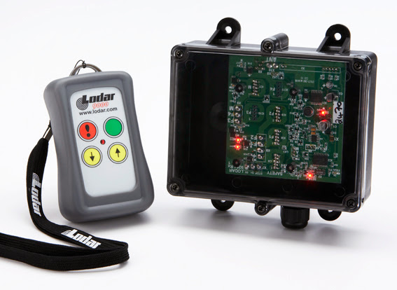 Lodar Wireless Valve Control